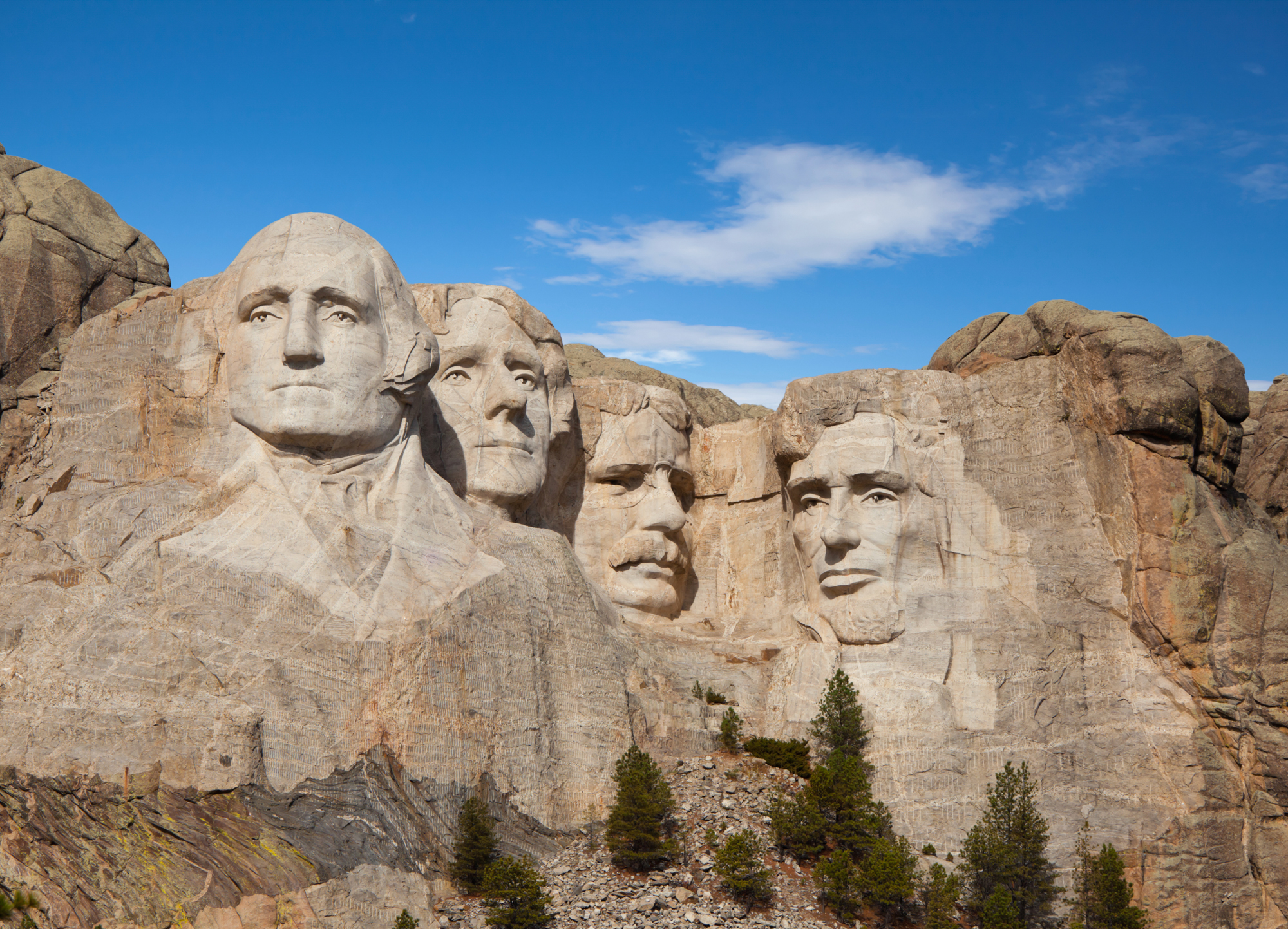 Vanocker Canyon Canpground - Attractions - Mount Rushmore